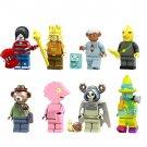 Custom Adventure Time Minifigures 2018 Lego Adventure Minifigures Comaptible Toy