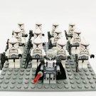 Hovertank Pilot Trooper Darth Malgus Star Wars Lego Minifigures Compatible Toy