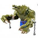 Custom Big Crocodile Figure Compatible Lego
