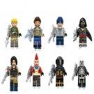 Fortnite Battle Royale Brickfilm Reaper Dark Voyager Minifigures Lego Compatible