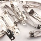 40mm French Barrette Hair Clip 144 Pieces