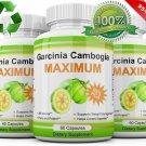 GARCINIA CAMBOGIA 95%HCA Capsules 3X Pack