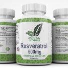 Resveratrol 500MG Polygonum Cuspidatum Anti Aging