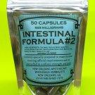 Intestinal Formula #2 Capsules  SUPER COLON CLEANSE DETOX