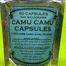 Camu Camu 50 Capsules