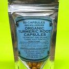Turmeric Root 50-Capsules