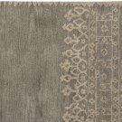 POTTERY BARN  Desa Gray 8X10 Contemporary Style Wool Rug & Carpet
