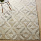 New Brand Marquis Natural 9x12 Contemporary Style Handmade Wool Rug & Carpe