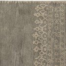 New Brand PB Desa Gray 9X12 Contemporary Style Handmade Wool Rug & Carpet