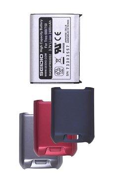 Palm Treo - Extended Life Li-Ion 2400 mA Battery (Treo750 Treo680 Treo650)