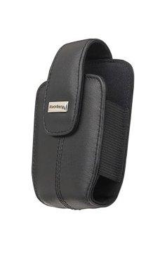 Blackberry RIM Curve Black Leather Pouch
