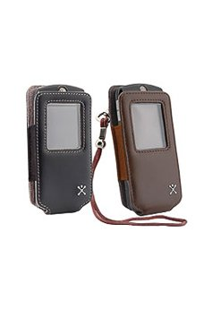 Leather Case 2 Pack - Brown/Black