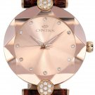 ONISS PARIS Collection Brand New Watch With Genuine Crystals !!!