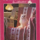 Afghan Patterns by Herrschners 1989 Crochet Leaflet