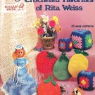 American School Of Needlework 1982 Crocheted Favorites Of Rita Weiss Booklet 19