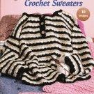 American School Of Needlework 1999 The Big Book Of Crochet Sweaters #1274