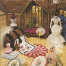 Annie's Attic 1993 Crochet Pattern #536PAN Annie's Fashion Doll Home Decor