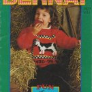 Bernat Knitting Pattern Fun On The Farm #1429 Vol. 1