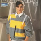 Bernat 1987 Knitting Pattern Booklet Berella 4 Handicrafter Book no.698