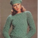 Bernat 1982 Handicrafter No.298 Knitting Pattern Booklet - sweater patterns