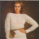 Bernat 1981 Knitting Pattern Booklet Cott'n Silk Handicrafter No.290
