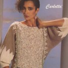 Bernat Carlotta 1984 Knitting Pattern Handicrafter Book No.546