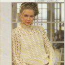 Bernat 1981 Knitting & Crochet Pattern Book No. 291 Day Dreamers