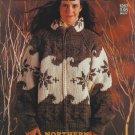 Bernat Knitting Pattern Booklet #1267 Northern Spirit Vol.4