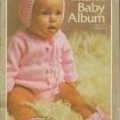 Bernat 1972 Knit & Crochet Pattern Book 187 The Bernat Baby Album