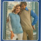 Brunswick Volume 789 Vests 1978 Knitting Pattern