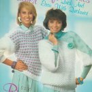 Brunswick Feather Soft Knits Knitting Pattern Volume 856