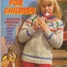 Brunswick 1983 Knitting Pattern Booklet Classics For Children Volume 835