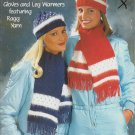 Brunswick Incidentals Knitting Pattern Booklet Volume 836