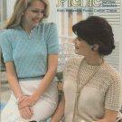 Brunswick 1982 Knitting and Crochet Pattern Book Volume 825
