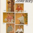 Bucilla 1977 Knitting and Crochet Pattern Bucilla ...Cover Story Vol. 26