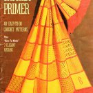Crochet Primer Vol.64 Crochet Afghan 1972 Pattern Booklet
