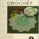 D-M-C Instructional Pattern Booklet The Art Of Crochet