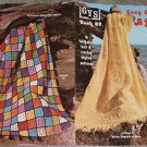 GYS Knitting & Crochet Pattern Book #27 Cozy & Comfy Afghan Book