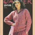 Jaeger 1978 Knitting Pattern No.17028
