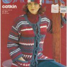 Jaeger 1977 Knitting Pattern #4577