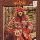Jaeger 1975 Knitting Pattern #4528
