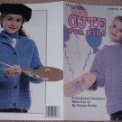 Leisure Arts 1998 Crochet Pattern Leaflet 3006 Cute For Kids