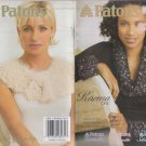 Patons 2005 Knitting & Crochet Pattern Booklet #500830CC Karma One