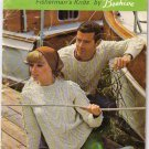 Patons Carefree Arran Book #119 Fisherman's Knits by Beehive
