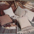 Patons Beehive 1978 Vintage Knitting Crocheting Pattern Booklet #422 Cushions!