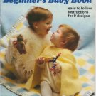 Patons 1976 Knitting Pattern Book #198 Beginner's Baby Book