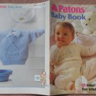 Patons 1986 Knitting Pattern Baby Book #271