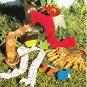 Patons & Baldwins 1972 Crochet Pattern Book 2nd Steps in Crochet by Patons #179