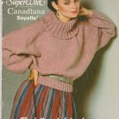 Patons Beehive Vintage 1983 Knitting Pattern Book #448 That Special Look