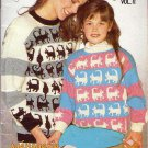 Patons 1988 Knitting Pattern Book Book # 499 Knit Menagerie Volume 2
